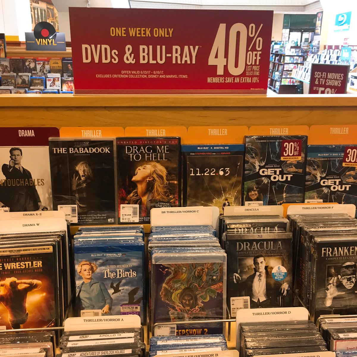 Barnes Noble Events The Grove On Twitter New Releases In The Dvd