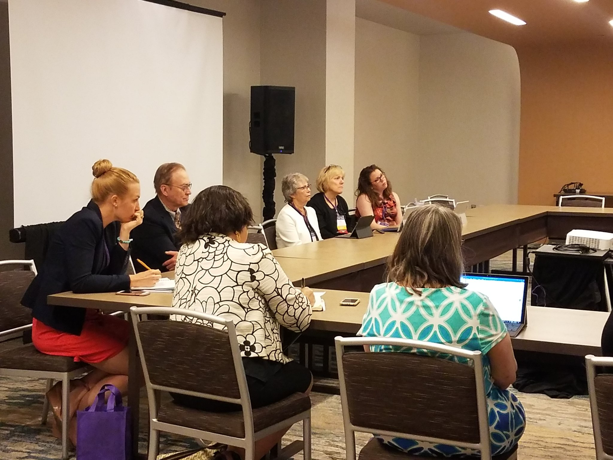 It all comes down to the communities! Monica Fischer & Susan Mineck discuss how local-levels can drive state-level action in Iowa. #GLRWeek https://t.co/MmUAloAB8K