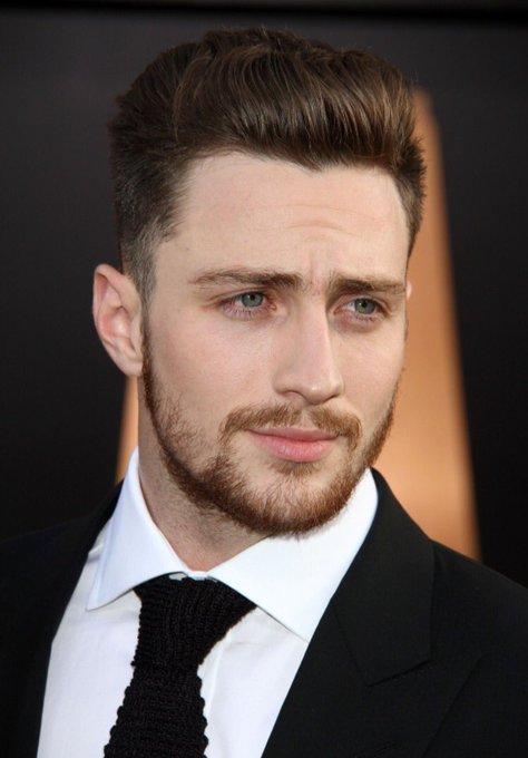 HAPPY BIRTHDAY      Aaron Taylor-Johnson