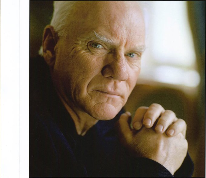 Happy birthday Malcolm McDowell ! is the leading star actor in my movie