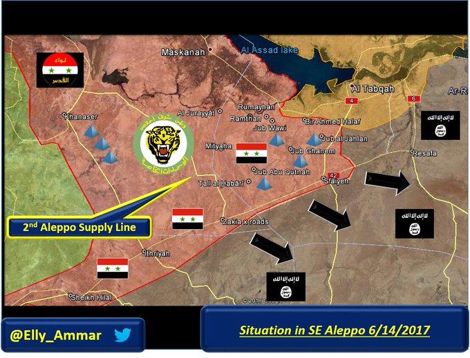 Syrian War: News #13 - Page 25 DCPDePYWsAIJxYn