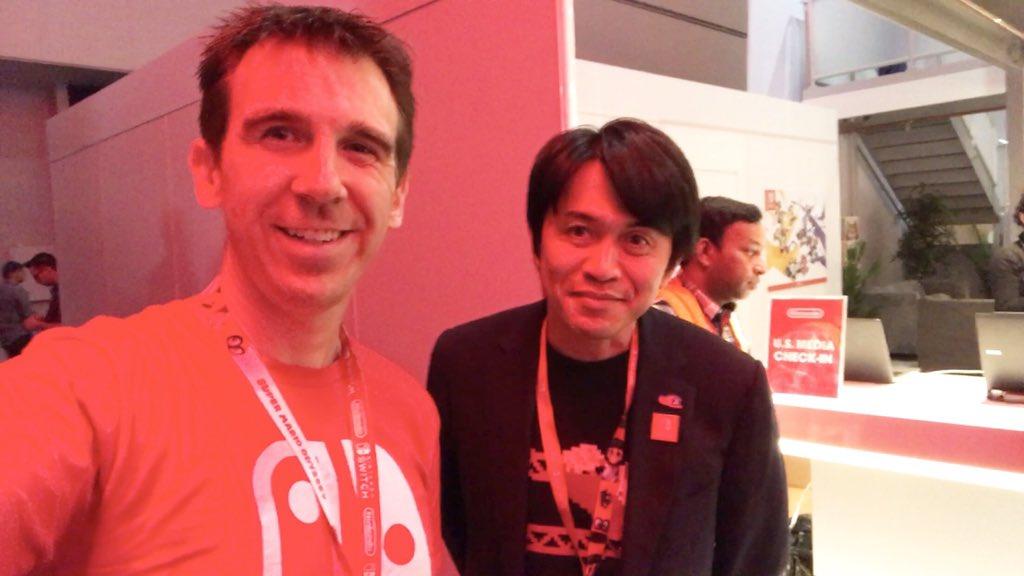 Nintendo's Mr. Yoshiaki Koizumi has just revealed the Nintendo Switch Lite on Paul Gale Network