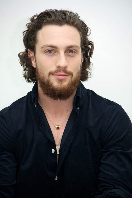 Happy birthday to the amazingly talented Aaron Taylor-Johnson