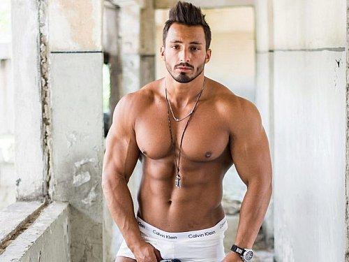 daniel carioca porno gay