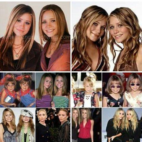 Happy bday Mary-Kate & Ashley Olsen <3