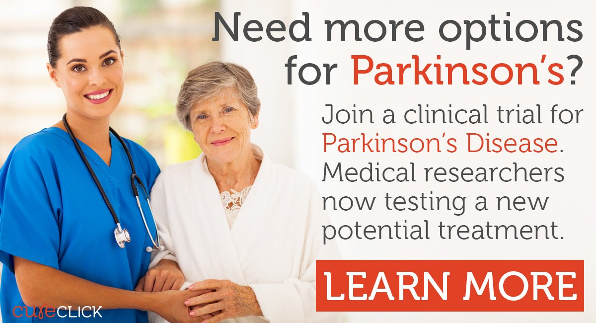 Can you #help? Know someone w/ #Parkinsons?  #ClinicalTrial for #ParkinsonsDisease now recruiting! https://t.co/kev1qiiWRd #PD https://t.co/4LfF198fyJ