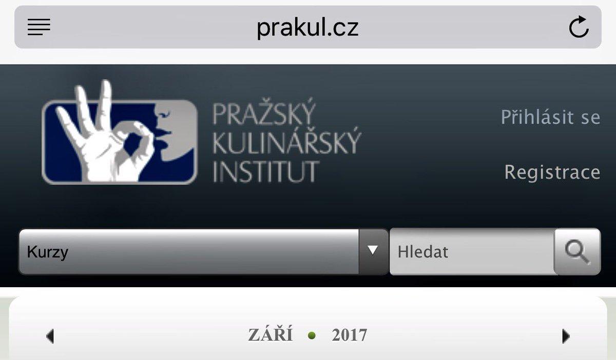 pražský kulinářský institut