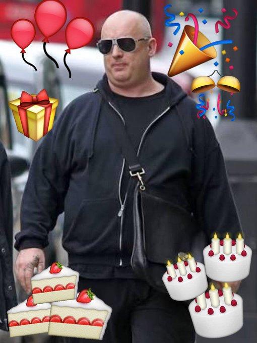 HAPPY BIRTHDAY BOY GEORGE