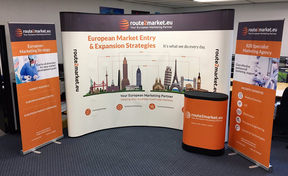 10ft Pop Up Display Booth Showcase For
