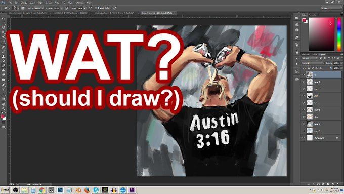 Don't Know What to Draw? Here's the SOLUTION