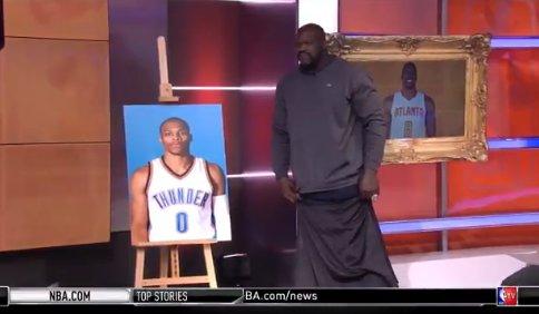 【影片】號外號外!Westbrook也拿了個MVP  但頒獎的是5大糗…