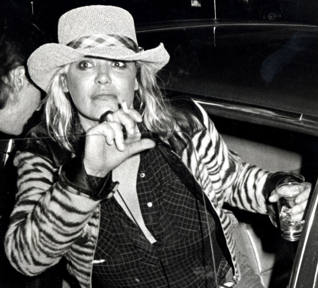 Anita Pallenberg came close to out-Keithing Keith. RIP https://t.co/gLXmiB7EE2