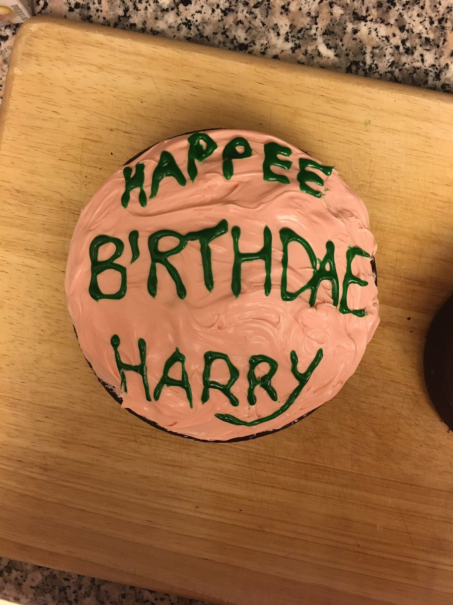 My friends and I are preparing for a Harry Potter marathon tomorrow... I made this as a necessary snack!