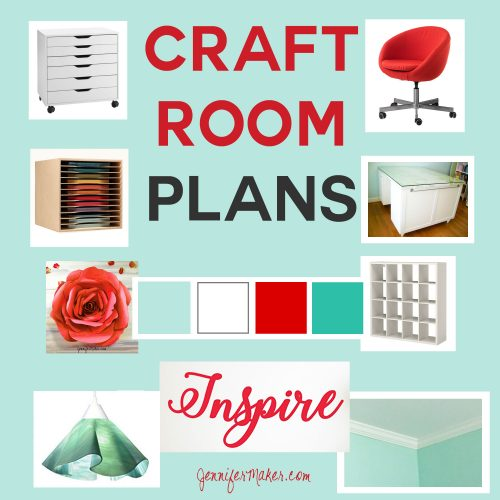 Planning the Ultimate Craft Room
