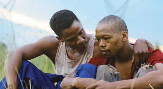 Image result for John Tergrove's award winning coming of age film The Wound.