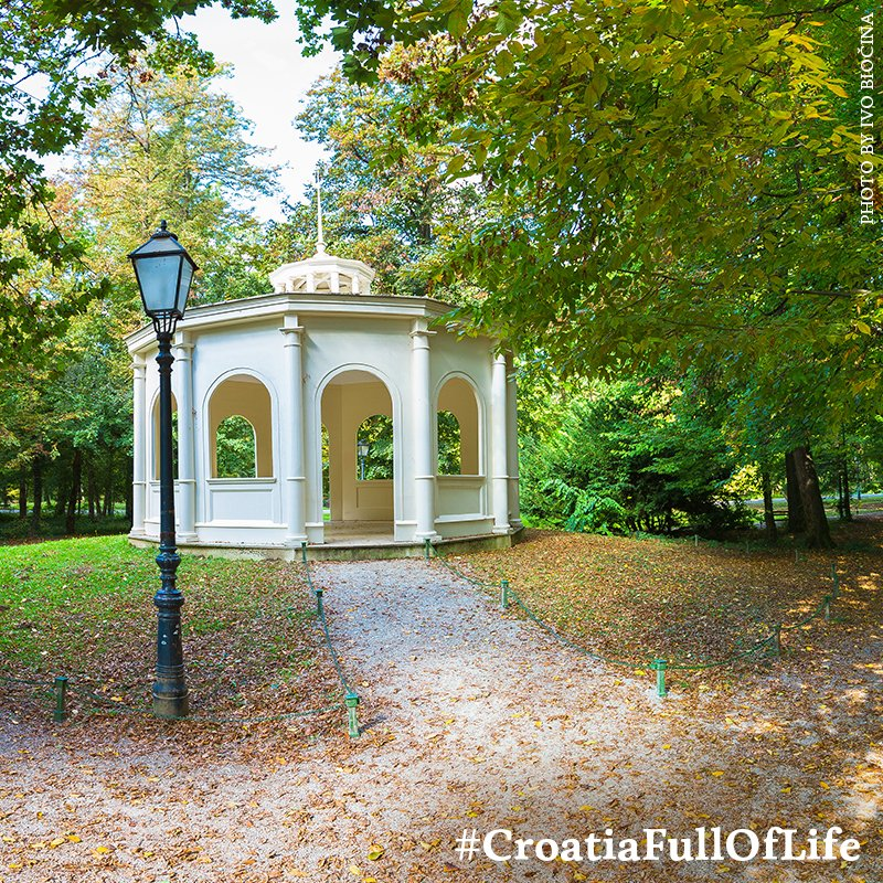 #Maksimir Park is the biggest and most beautiful #park in #Zagreb. Visit Zagreb and enjoy this amazing monument of landscape architecture! https://t.co/HfIpQ0JnMb