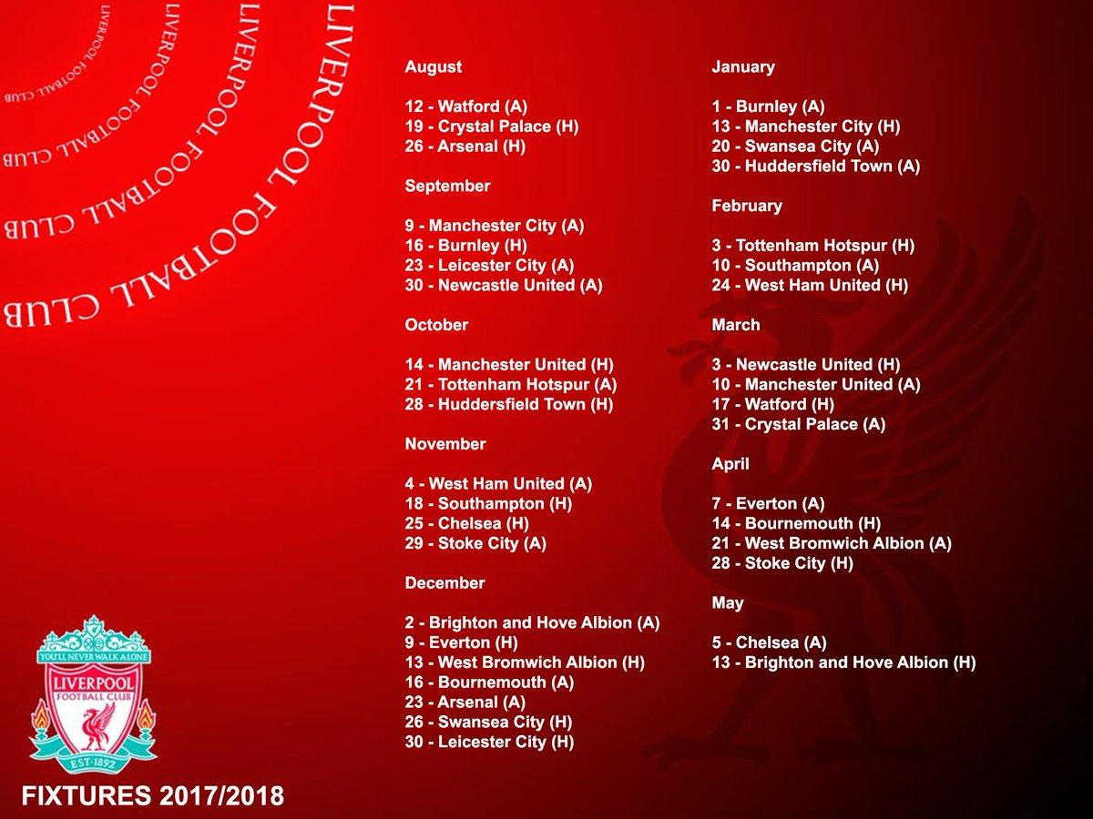 liverpool fixtures - photo #4