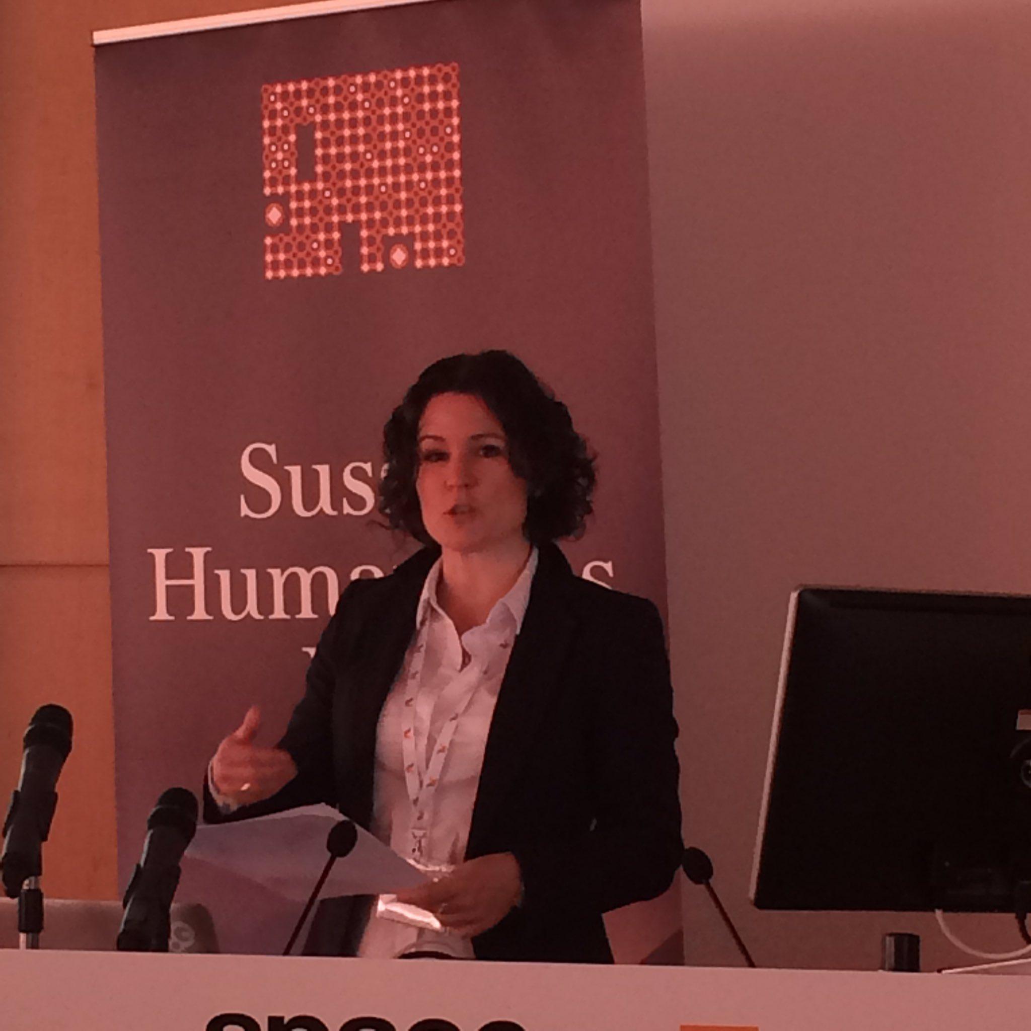 Director of @dri_ireland @natalieharrower speaking at opening of #DPASSH2017 https://t.co/AL2Ou19L5s