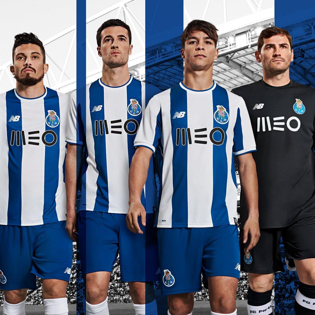 Não há vitórias fora de alcance, jogamos sem fronteiras.  #FCPorto @nbfootball #revelacaoautentica