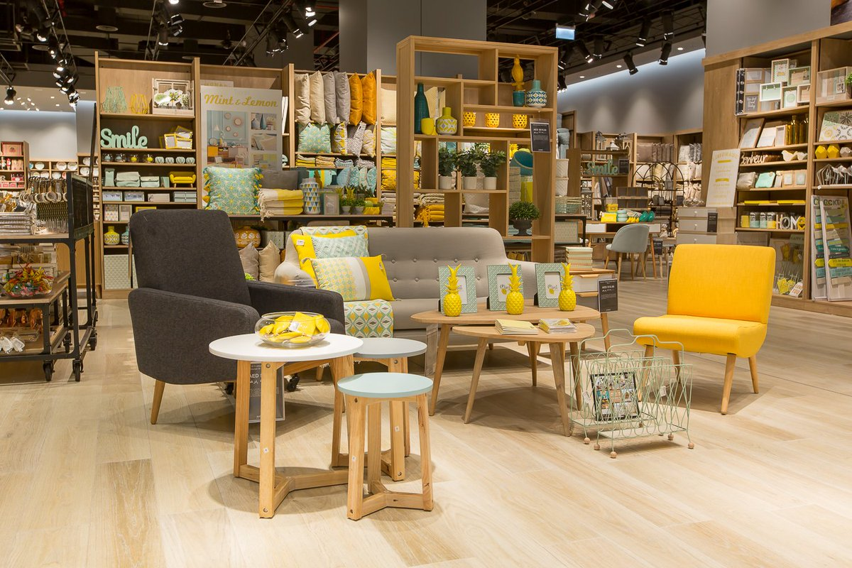 Our partnership with #MaisonsduMonde will offer customers distinctive &amp; affordable furniture collections, in a new store at @CityCtrMirdif<br>http://pic.twitter.com/iEmdCBsiaX