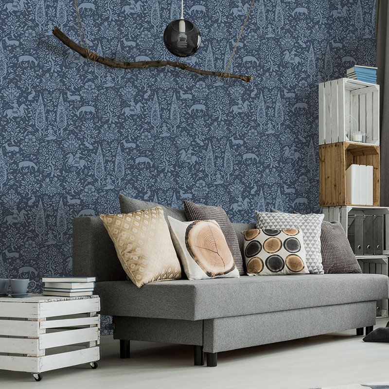 Go Wallpaper Ltd UK On Twitter Crown Woodland Floral