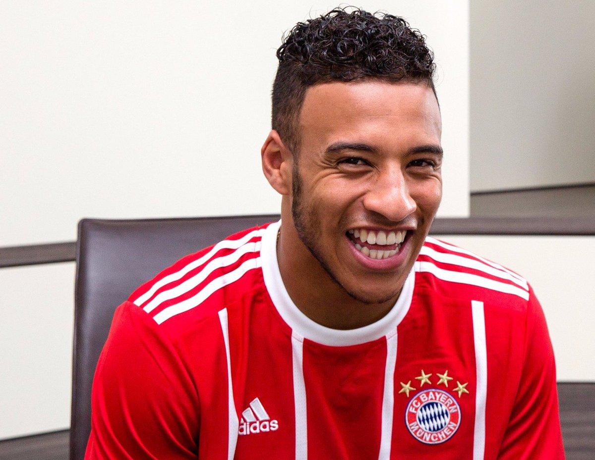 "Squawka News on Twitter ""Corentin Tolisso on Bayern Munich ""I"