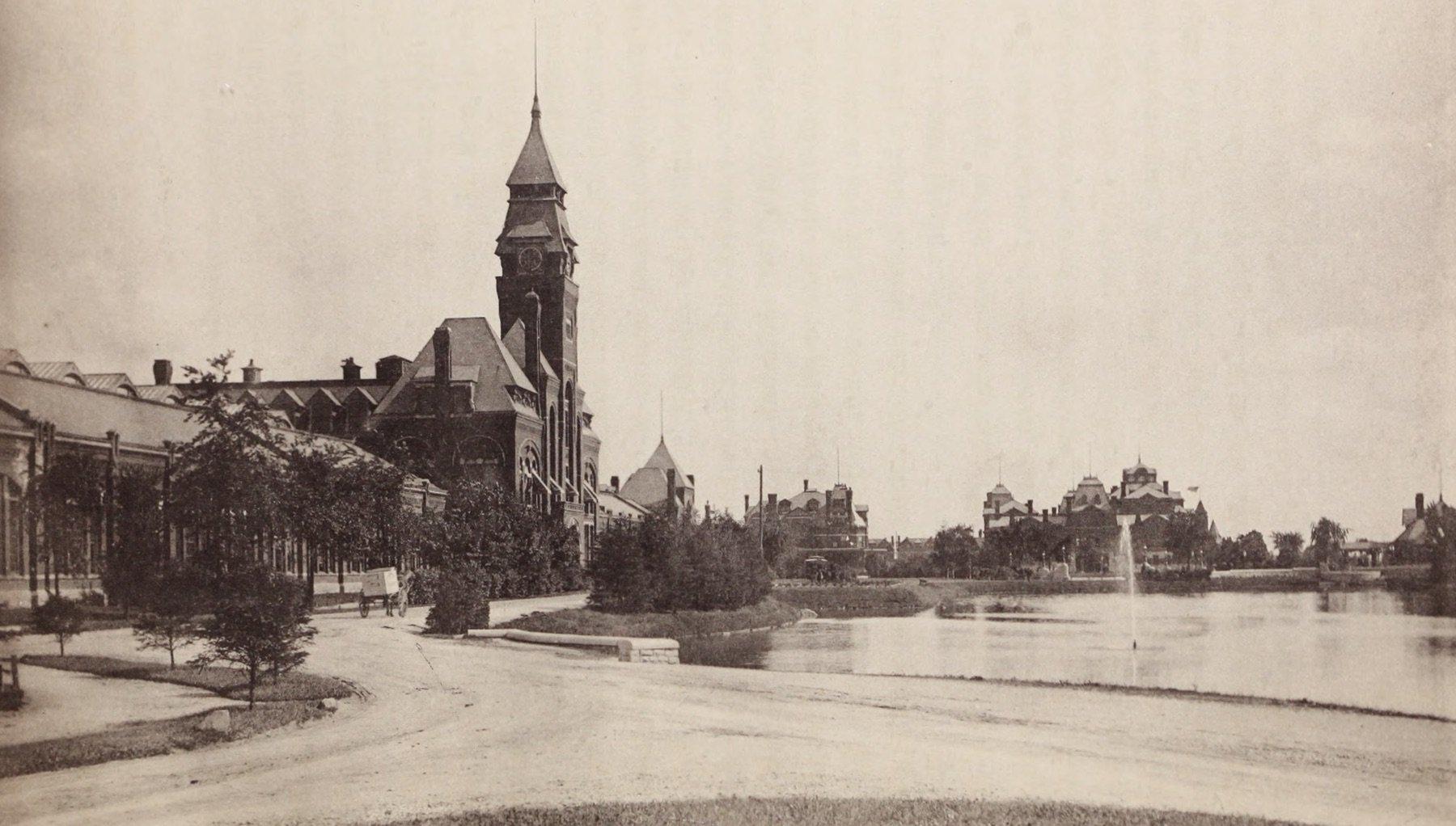 From @backwards_river: Pullman, 1893 https://t.co/giZMrikfzg