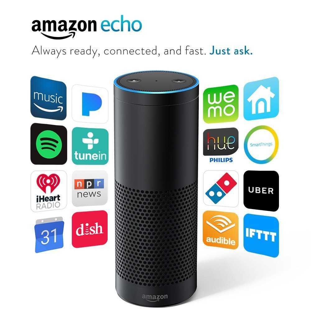 #AmazonEcho is on sale! Save $40! I love mine!  http:// amzn.to/2t2rZ5P  &nbsp;   #Music #audiobooks #Nest #Wemo #Audible<br>http://pic.twitter.com/K0qi5TQzx3