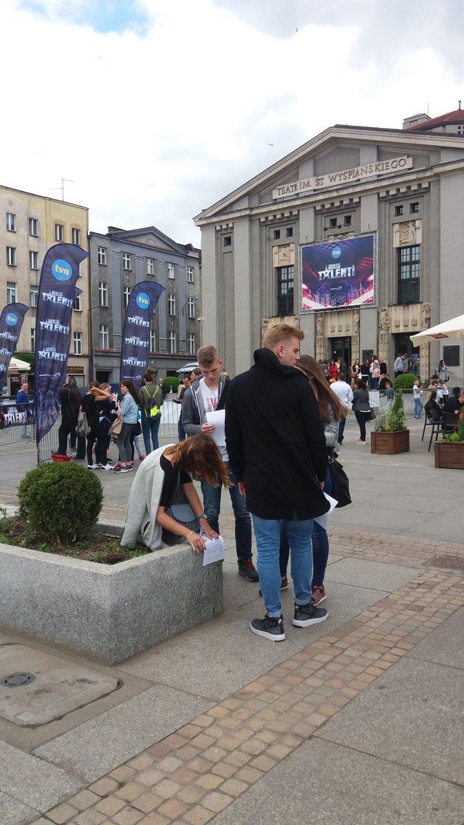 #Katowice #mamtalent ktoś wybiera się na kasting?