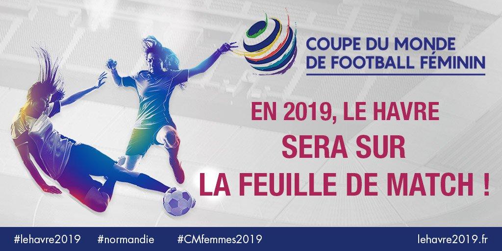 Coupe du monde féminine de football 2019 DCSRfGoW0AEQgBY