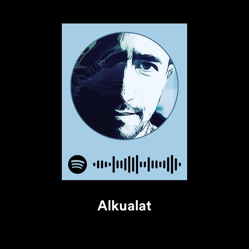 My music is here. Scan this image from #Spotify app and you&#39;ll get my albums. #Music #artist #NewMusic #NewArtist #MusicWEDNESDAY @Spotify<br>http://pic.twitter.com/KnvrYteAFi