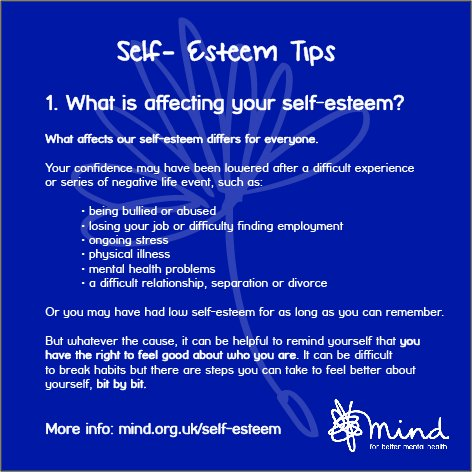 Mind on twitter if you feel like you struggle with feeling good if you feel like you struggle with feeling good about yourself and your achievements we have some tips to help httpmindself esteem solutioingenieria Gallery