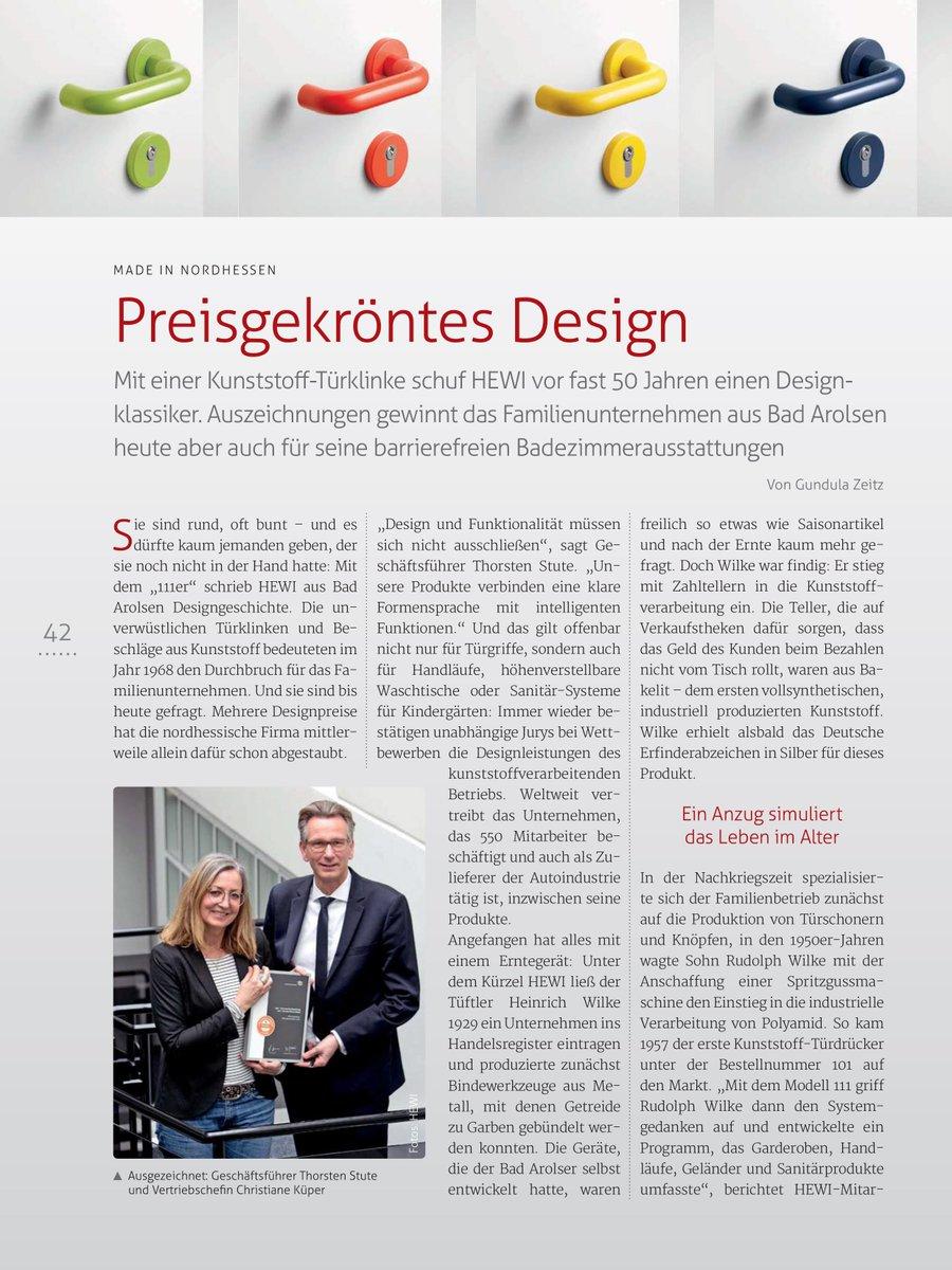 HEWI Heinrich Wilke (@HEWI_de) | Twitter