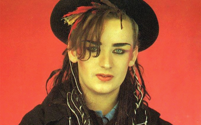 Happy 56th birthday to George Alan O\Dowd - better known as Boy George!
