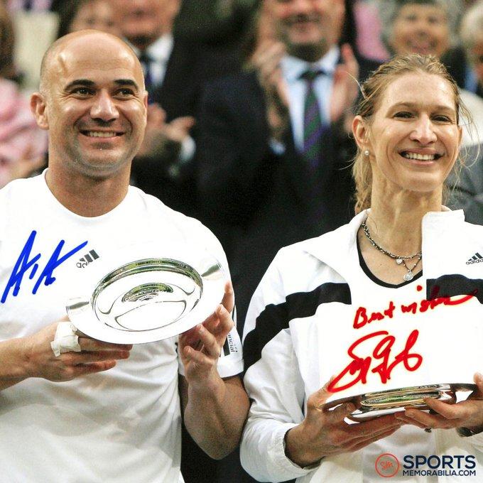 22 Grand Slam Titles   Happy Birthday Steffi Graf