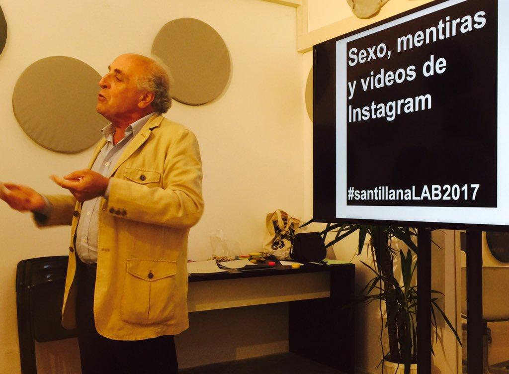 Construir el discurso del proceso tiene q ver con ver en primera persona, no a través d la mirada dl otro @ARdelasH en #SantillanaLAB https://t.co/Oez58tvWuY