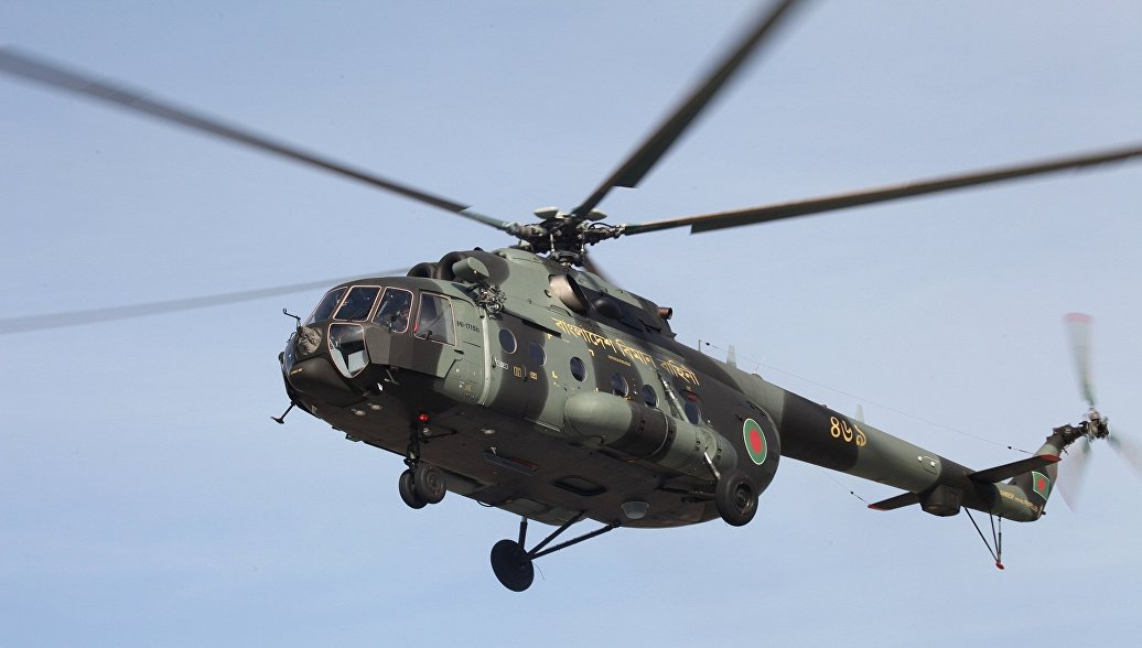 بنغلاديش تشتري 5 مروحيات Mi-171SH  DCSsIj4U0AI3WR4