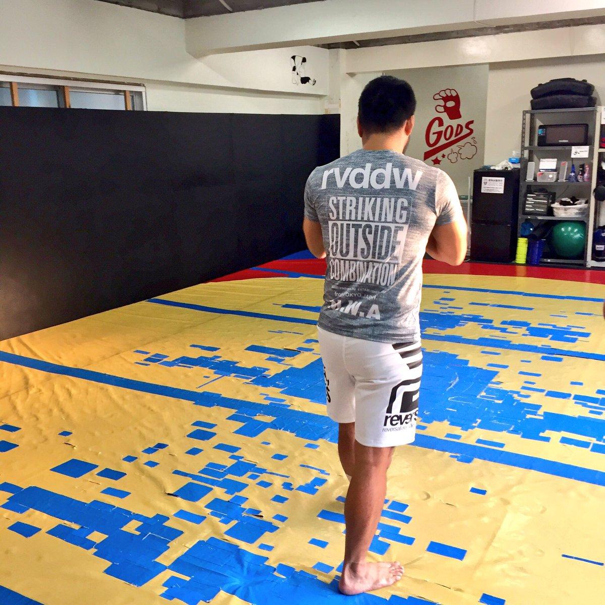 Hideo Itami training camp. #HideoItami #WWE #WWENXT #rvddw