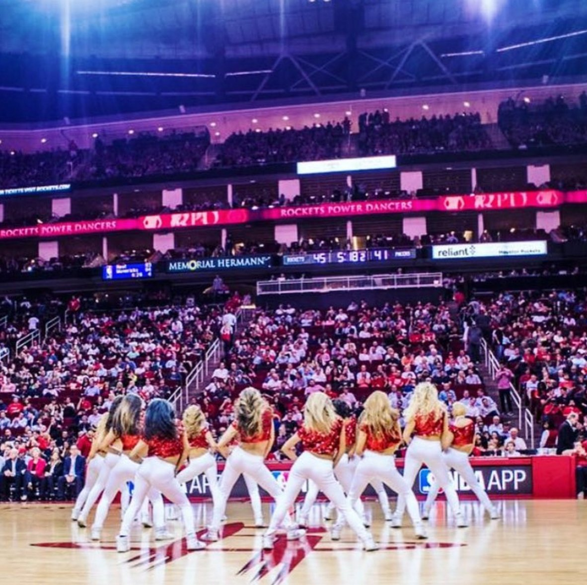 Think you have what it takes to be a Rockets Power Dancer? Auditions for @OfficialRPD are tomorrow! More Info: nba.com/rockets/rpd/au…