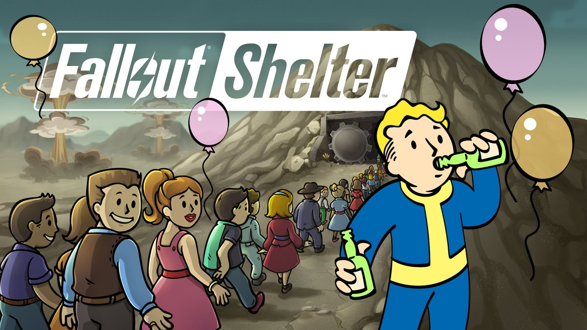 Fallout shelter playstore - f6c7