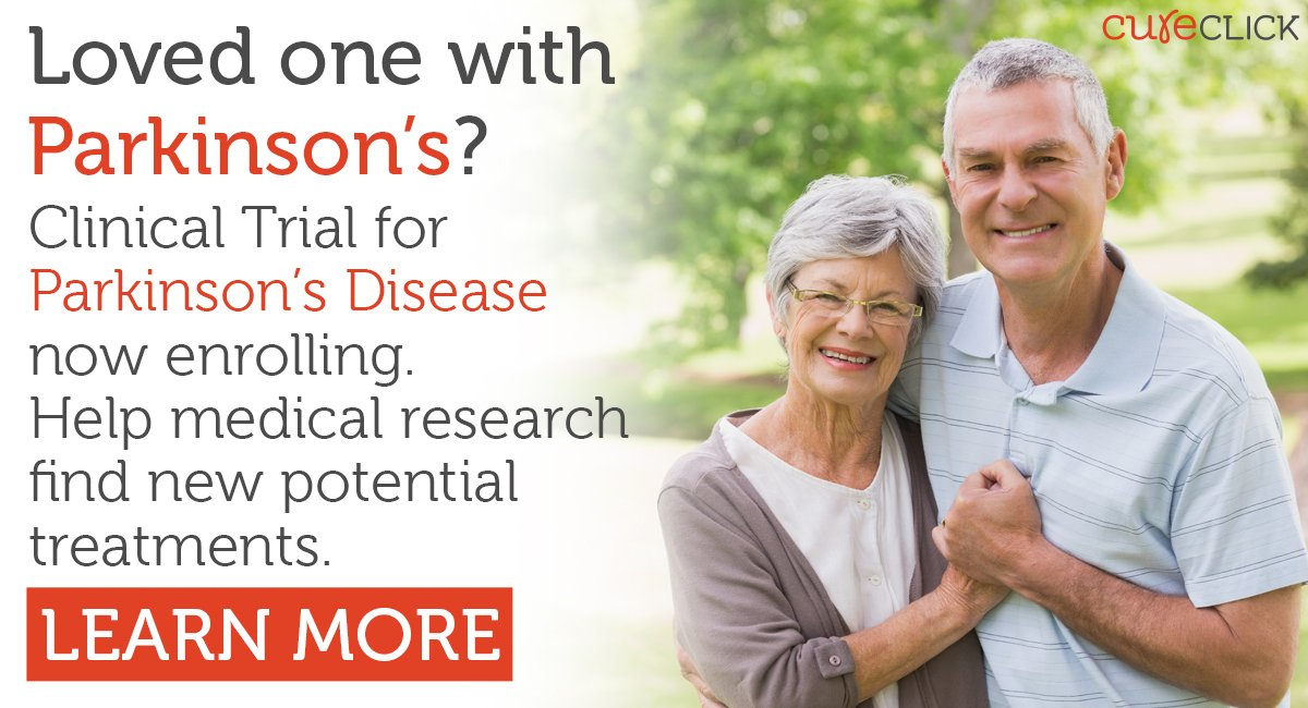 Know someone w/ #Parkinsons? #ClinicalTrial for #ParkinsonsDisease now recruiting! https://t.co/j2ccbsnyOR https://t.co/etmhbSDtsw