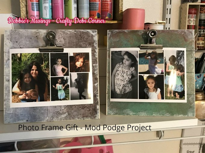 Mod Podge Craft