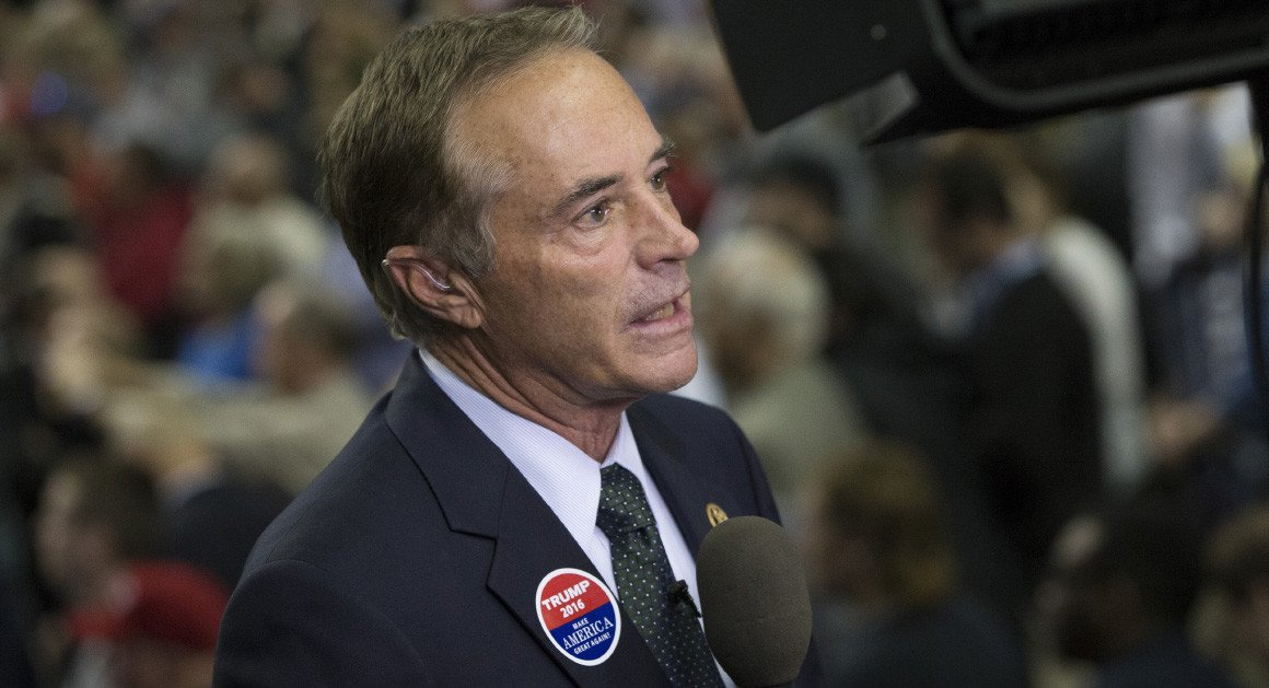 .@RepChrisCollins says he will start carrying a gun, after baseball practice shooting https://t.co/FPmHHSAw7d https://t.co/6iRuwjbpqr
