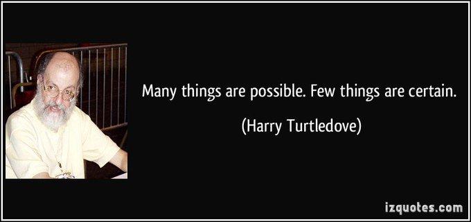 [NOTEWORTHY] Happy Birthday, Harry Turtledove! June 14