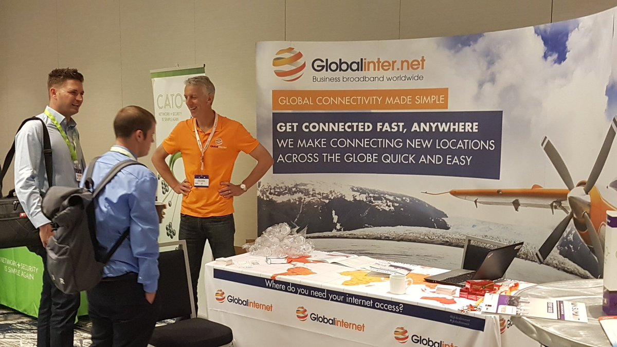 test Twitter Media - Where do you need your #InternetAccess? @Globalinternet stand #WANSummitSanJose #https://goo.gl/2GnKw7 #disruptivethinking https://t.co/A4zRApVDY0