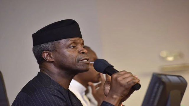 Yemi Osinbajo this evening had a Consultation session with Leaders of Thought from South-East Nigeria which took place at the State House in Abuja.