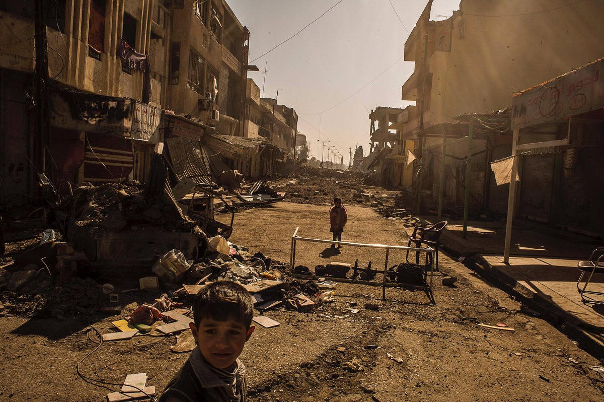 War in cities like #Aleppo and #Mosul are 5 times as deadly as war elsewhere. Our new report explores why:  http:// bit.ly/2sjX1bD  &nbsp;  <br>http://pic.twitter.com/cX0E7Fkpyv