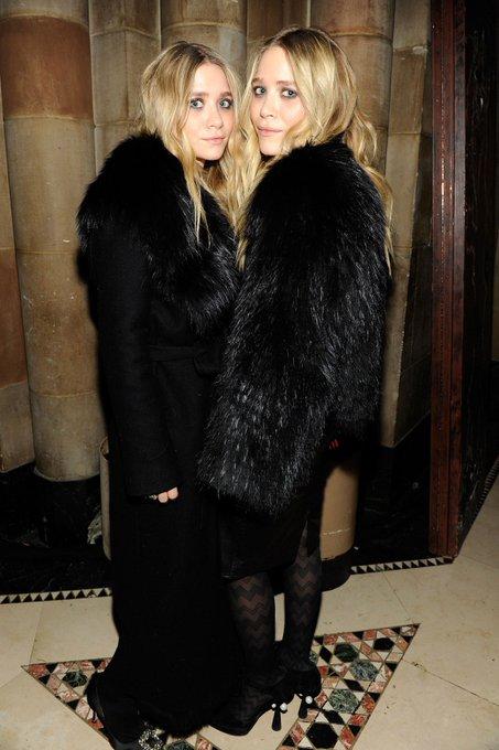 Happy  Olsen!To celebrate their...