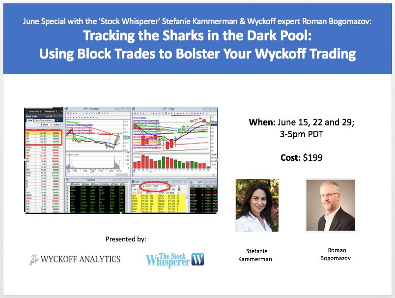 charting the market the wyckoff method pdf