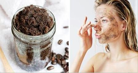 So… You Might Want to Start Putting Your Leftover Coffee Grounds on Your Face